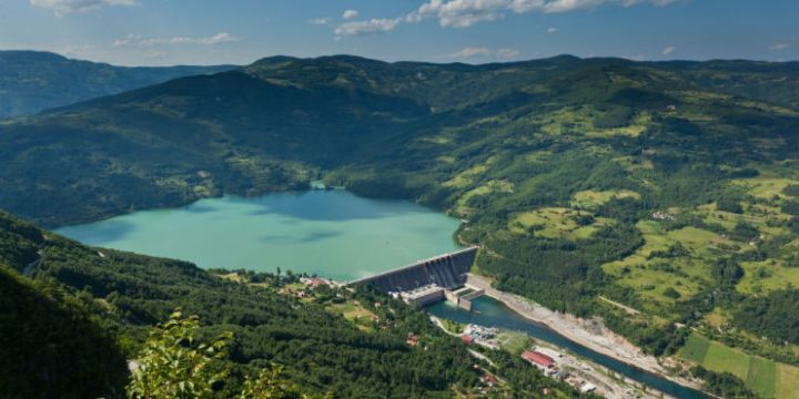 The granting rights of the hydropower plants in Serbia