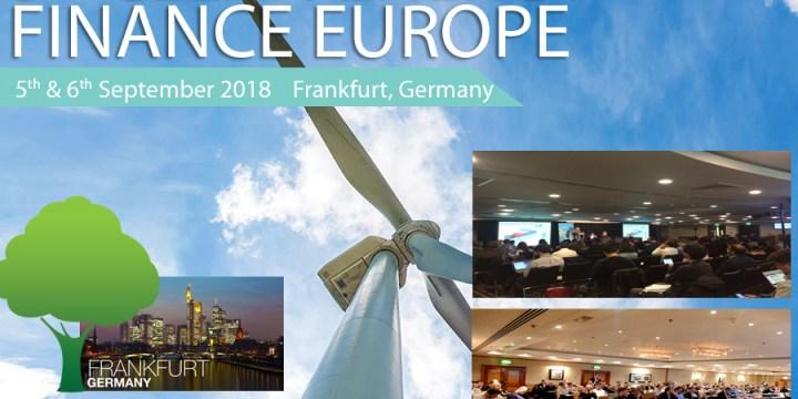 Clean Energy Finance Europe 2018