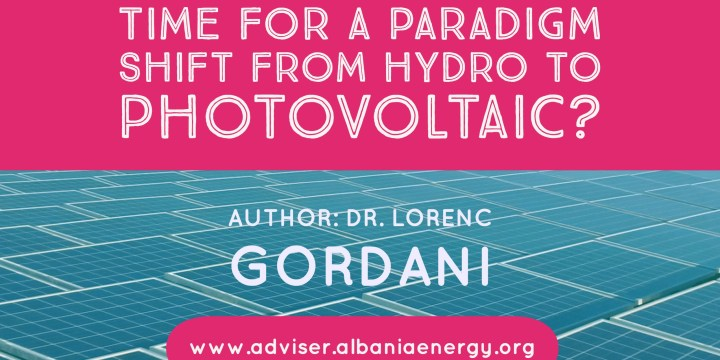 Time for a paradigm shift from hydro to photovoltaic?