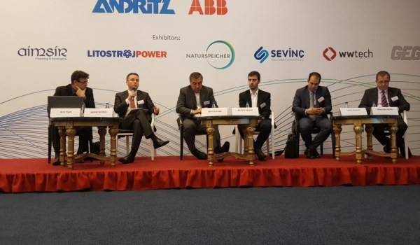 "Summit ""Hydropower Balkans 2018"""
