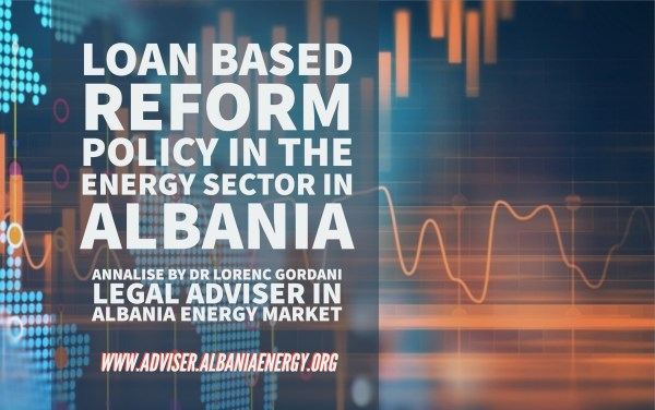 energy sector in albania reform policy reform policy elements reform policy in the energy policy in the energy sector