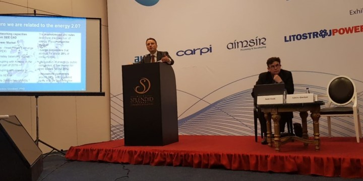 "3rd Annual International Summit ""Hydropower Balkans 2019"""