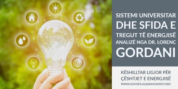 Sistemi Universitar dhe Sfida e Tregut të Energjisë