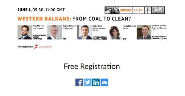 Energy Talk; green energy; WV International NBT; CWP; Masdar; ElicioWind; Akuo Energy; Ivicom Energy; Voltalia; EDF; EVN; Verbund.
