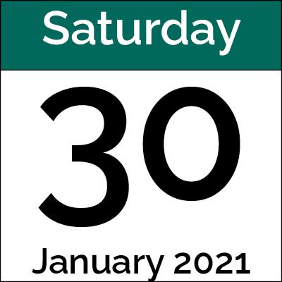 January 30