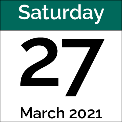 March 27
