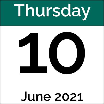June 10