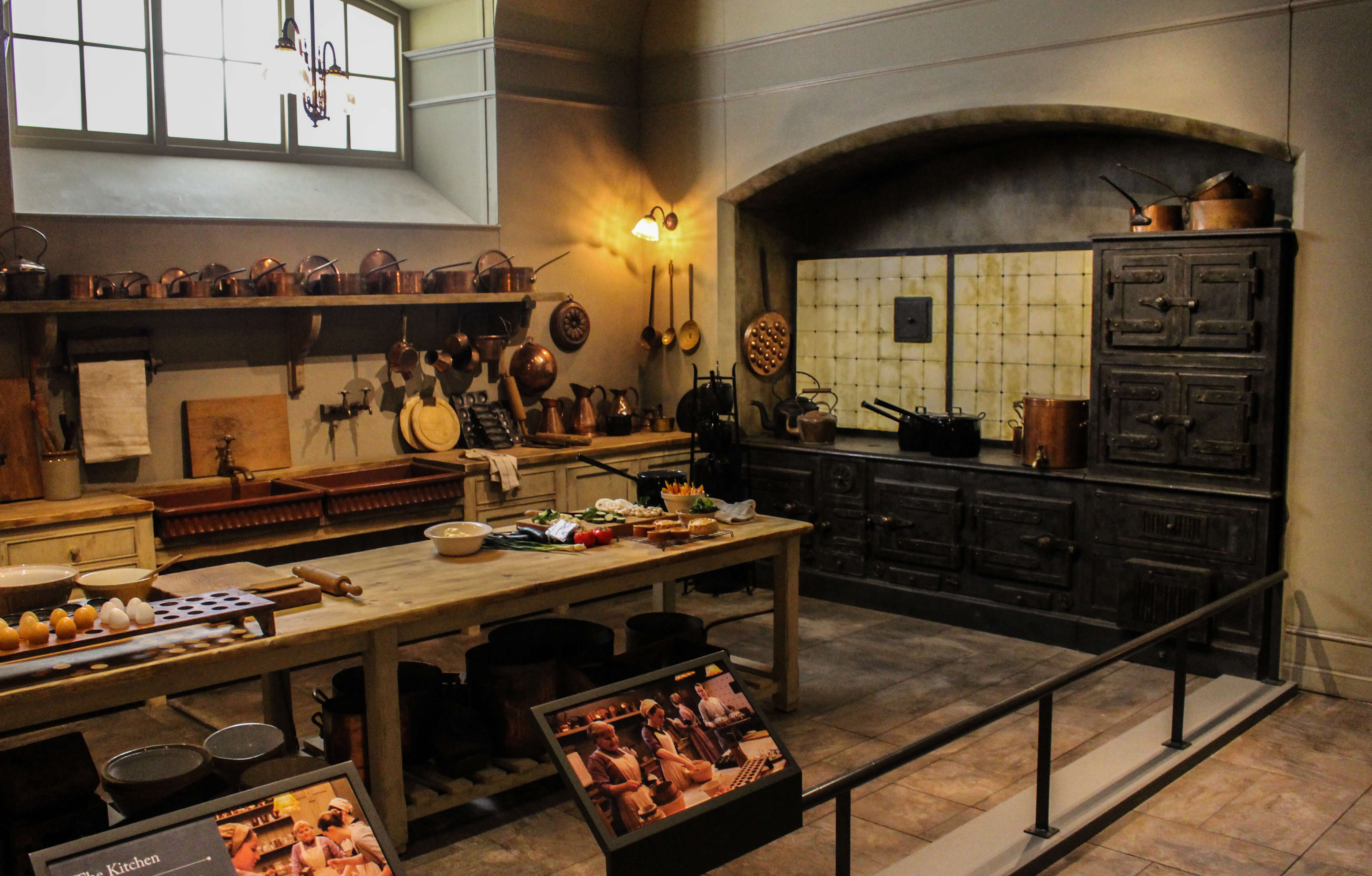 Mather Amp Co Part Of Design Team For New Downton Abbey