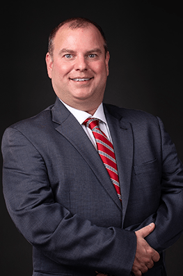 Troy Nelson, Director of Consolidated Services