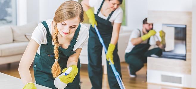 Cleaner insurance