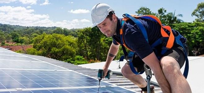 Solar photovoltaic installer insurance