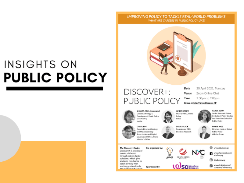 Insights on Public Policy
