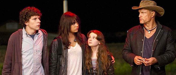 The principal characters of 'Zombieland'. Credit: Columbia Pictures/Sony Pictures