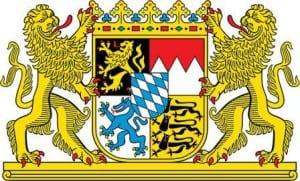 Rechtbanken in Bayern