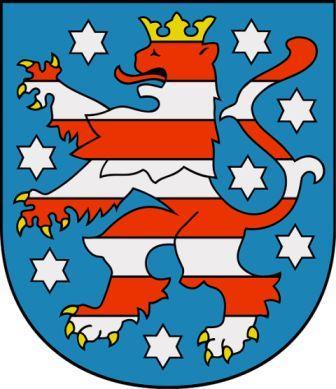 rechtbanken in Thüringen
