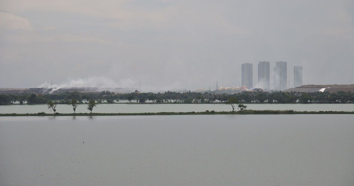 Compensatory Water Body in West Bengal