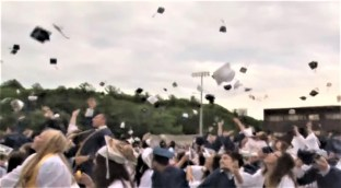 Hats off to the Class of 2018