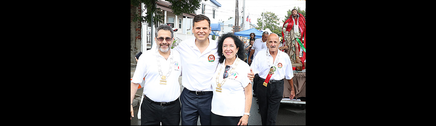 Malden celebrates 89th Feast of St. Rocco
