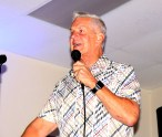 Legendary comedian and actor Lenny Clark opened the night.