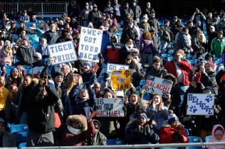 Tiger Pride draws nifty turnout at Gillette.