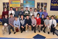 2018 LHS Boys' Soccer Division III North Finalists