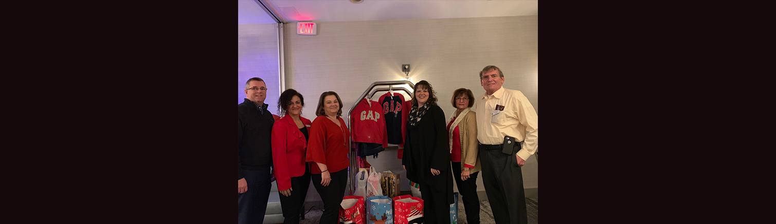 Chamber of Commerce hosts winter coats donation drive
