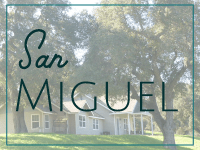 San Miguel, California Facts and Information
