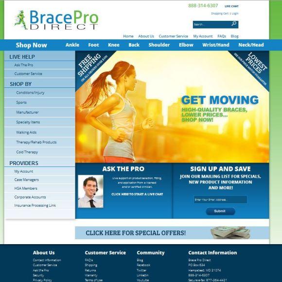 Brace Pro