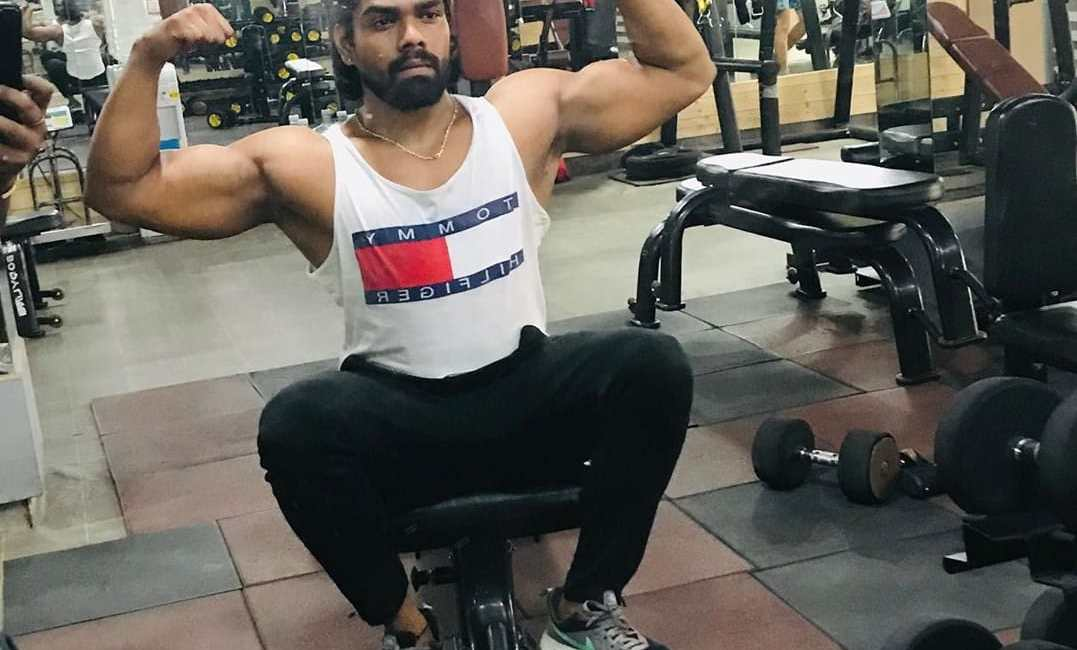 Akash Thakur Adwait Studio Fitness Trainer
