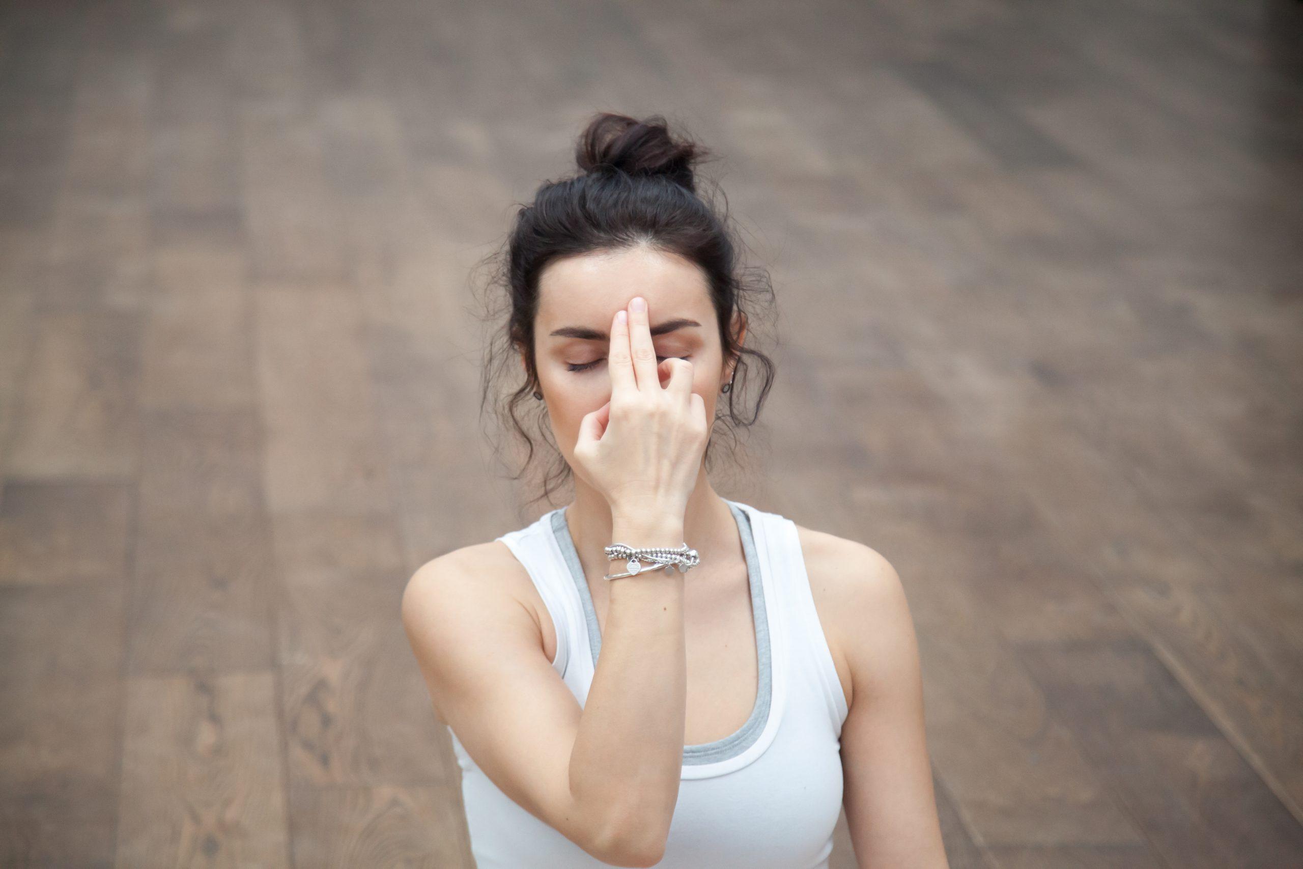 Pranayama breathing exercise training in india