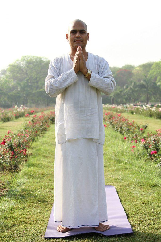 Sri Yogi Anand, Founder of Adwait Yoga School
