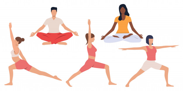 flexibility exercise and yoga