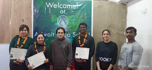 preantal yoga teacher training course in delhi india