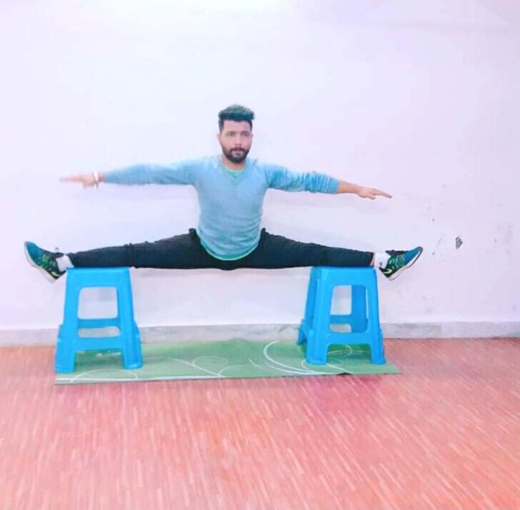 Vinod Kumar, Adwait Yoga School