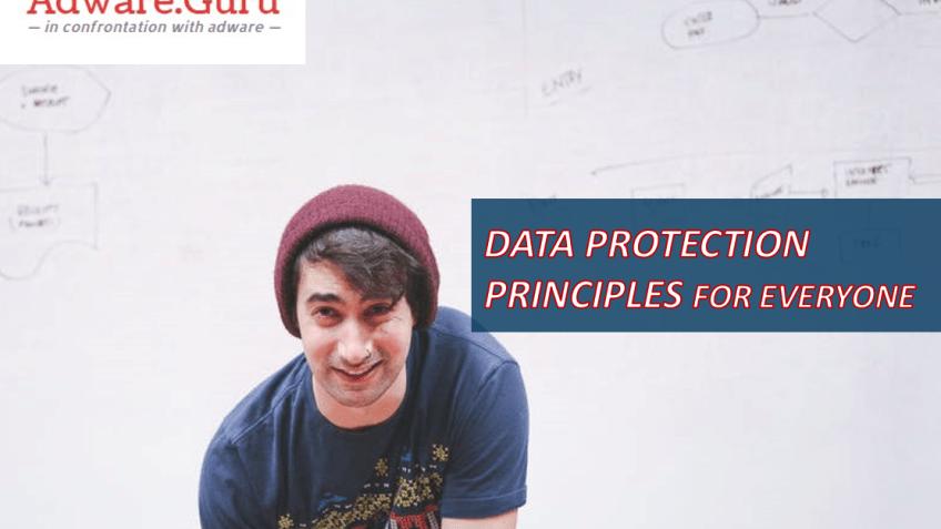 Data Protection basis for everyone