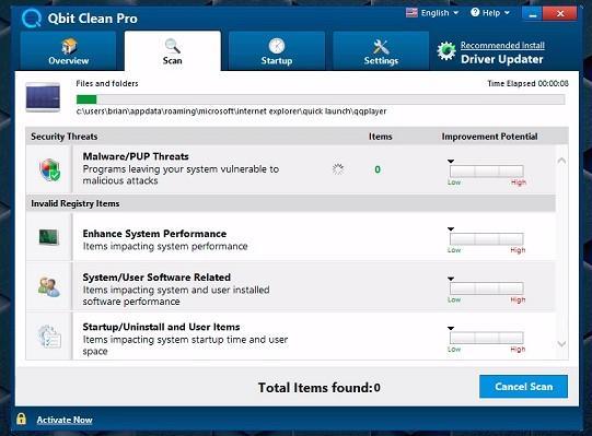 What is Qbit Clean Pro?