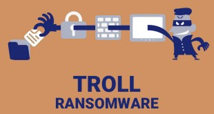 TROLL Virus Removal Guide (+Decode .TROLL files)