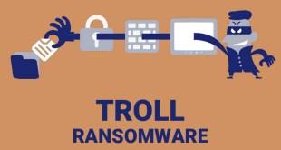 TROLL Virus Removal Guide (+Decode .TROLL files)