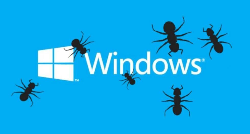 Windows 10 Update Bug