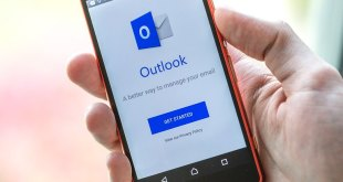 android outlook app