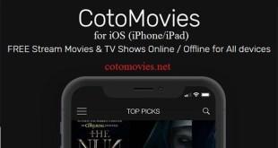 CotoMovies pirate app closed