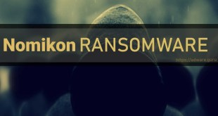 Remove Nomikon Virus (+Decrypt .CNMHR files)
