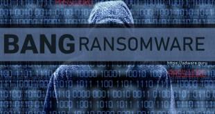 Remove BANG Virus (+Decrypt .[gangflsbang@protonmail.ch].BANG files) – Dharma Ransomware