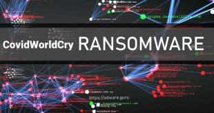 Remove CovidWorldCry Virus (+Decrypt .corona-lock files)