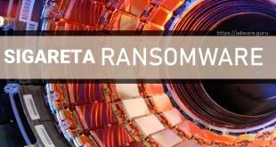Remove SIGARETA Virus (+Decrypt .SIGARETA files) – NEFILIM Ransomware