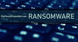 Remove FileFixer@ProtonMail.com Virus (.LOCKED Files Ransomware) – HiddenTear Ransomware
