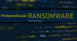 Remove Protomolecule Virus (.protomolecule@gmx.us Files Ransomware) – Scarab Ransomware