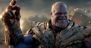 Thanos tries to overwrite MBR