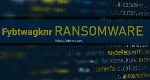 Remove Fybtwagknr Virus (.Fybtwagknr Files Ransomware) – Snatch Ransomware