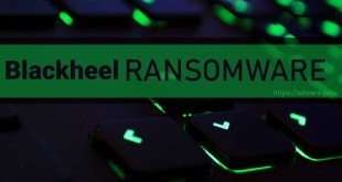 Remove Blackheel Virus (.a Files Ransomware) – HiddenTear Ransomware